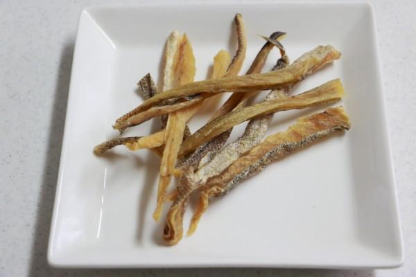 北海道産鱈ジャーキー